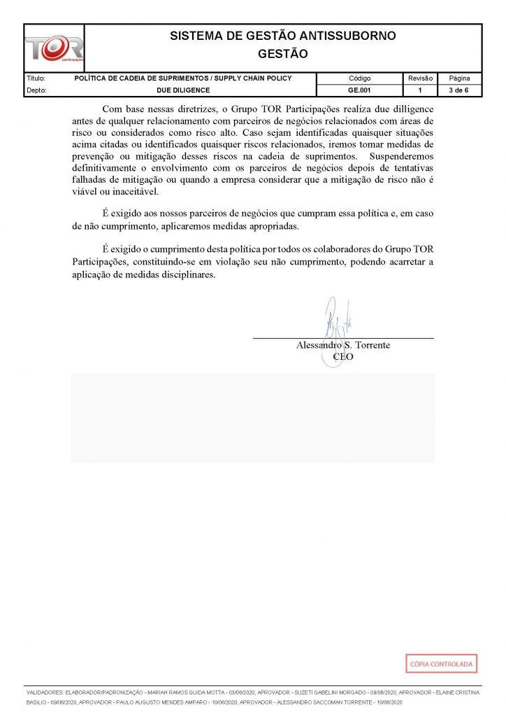 POLÍTICA DE CADEIA DE SUPRIMENTOS - GE.001 REV001_Página_3